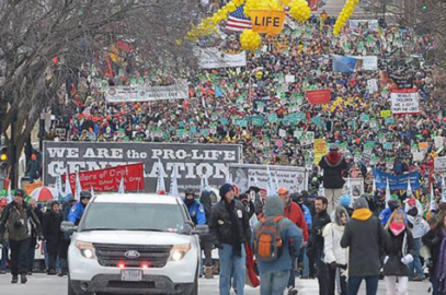An Invitation to March on DC — for Life!  Washington DC, Friday, Jan. 27