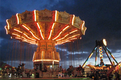 Coming Up! Family Forum Time at the County Fairs